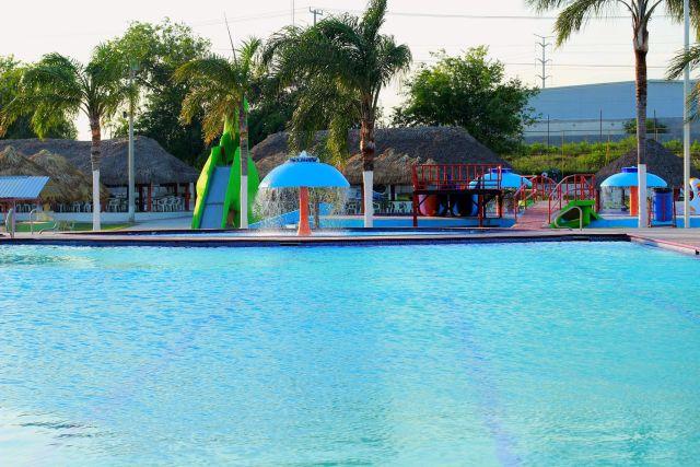 Balneario Centro Recreativo Villa Marín Reynosa Tamaulipas