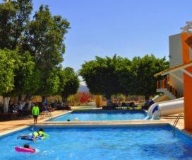 Balneario Centro Vacacional El Paraíso Puebla