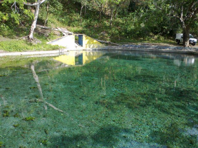 Balneario Cocoyol Chetumal Quintana Roo