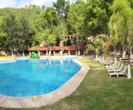 Balneario de Aguas Termales Las Jaras Jalisco