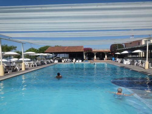 Balneario de Aguas Termales San Juan Cosalá Alberca