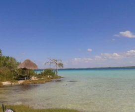 Balneario Ecológico Bacalar Quintana Roo