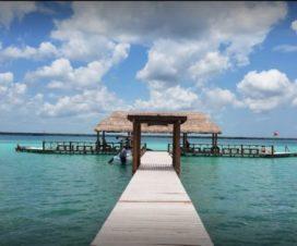 Balneario El Aserradero Bacalar Quintana Roo