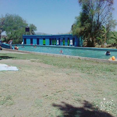 Balneario El Borbollón Chietla Puebla