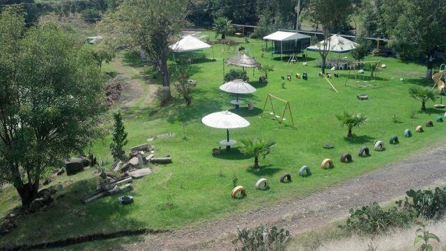 Balneario El Calicanto Panindícuaro Michoacán