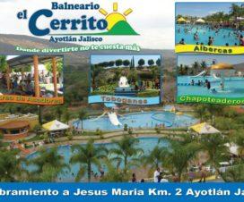 Balneario El Cerrito Ayotlán Jalisco