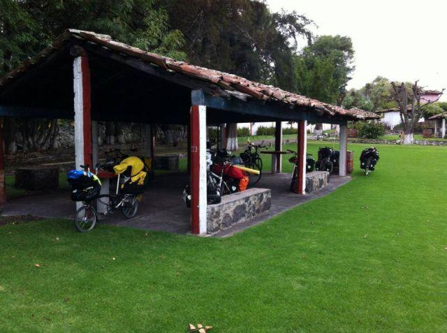 Balneario El Jacal Panindícuaro Michoacán