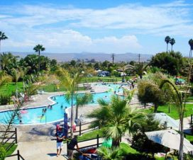 Balneario El Laurel Ensenada Baja California