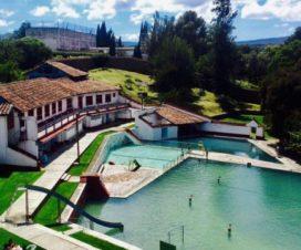 Balneario El Molino Cuautepec Hidalgo