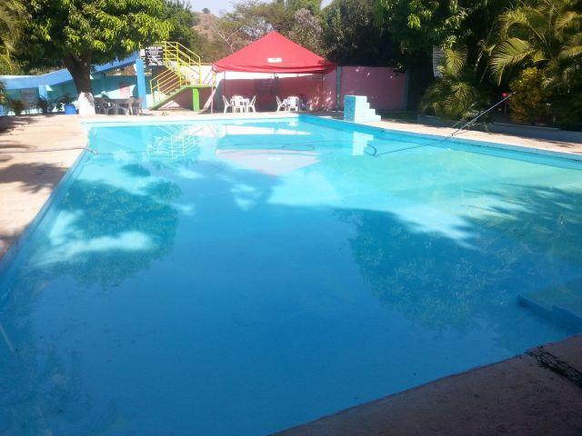 Balneario El Oasis Palmar Chico Amatepec