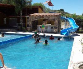 Balneario El Paraíso Calvillo Aguascalientes
