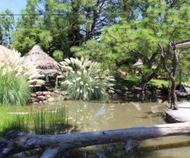 Balneario El Paraíso Huandacareo Michoacán