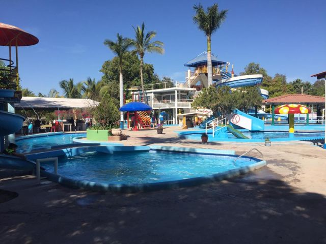 Balneario El Paraíso Huepaco Sinaloa