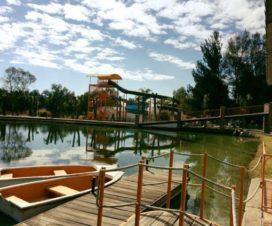 Balneario El Paraíso Lagos de Moreno Jalisco