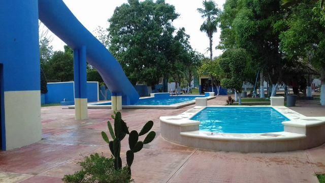 Balneario El Paraíso Peto Yucatán