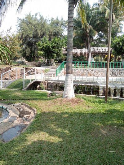 Balneario El Paraíso Tacámbaro Michoacán