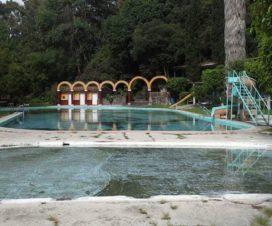 Balneario El Pedregal Queréndaro Michoacán