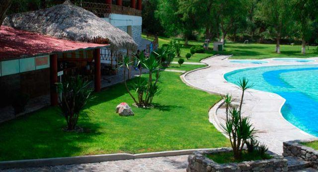Balneario El Renacimiento Tasquillo Hidalgo