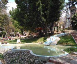 Balneario El Salto de Tzumpantitlán Tonatico