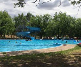 Balneario El Trébol Valle de Allende Chihuahua