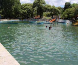 Balneario El Vergel Chalchihuites Zacatecas