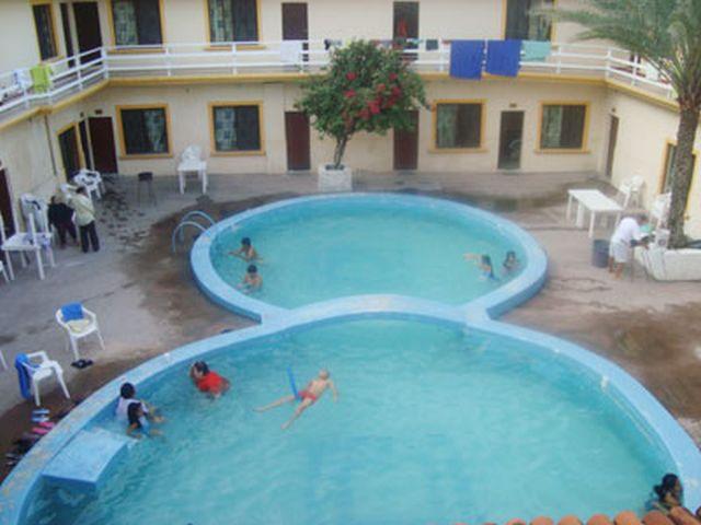 Balneario Hotel Agua Caliente Amatlán de Cañas