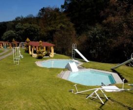 Balneario Hotel Campestre Chinguirito Villa del Carbón