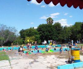 Balneario La Cieneguita Pesquería Nuevo León
