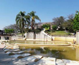 Balneario La Malinche Jungapeo Michoacán