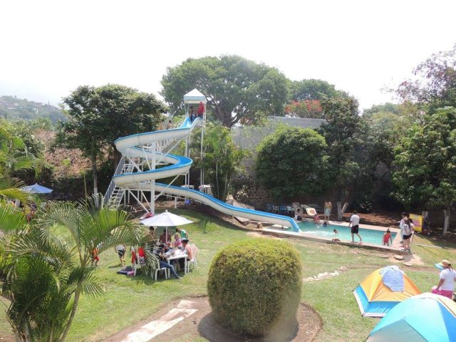 Balneario La Onda de Morelos