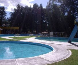 Balneario Las Fuentes Lagos de Moreno Jalisco
