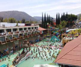 Balneario Las Lumbreras Ajacuba Hidalgo