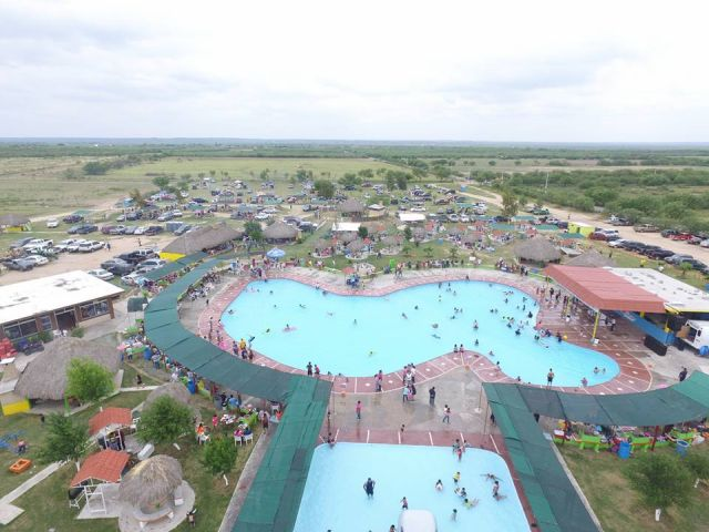 Balneario Las Maravillas Parque Acuático Coahuila