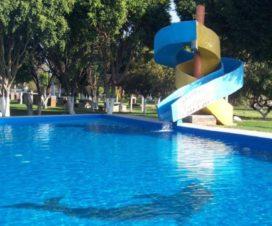 Balneario Las Palmas Atlixco Puebla