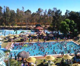 Balneario Las Palmas Fresnillo Zacatecas