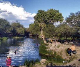 Balneario Las Pastoras Río Grande Zacatecas