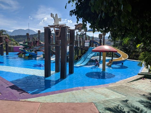 Balneario Las Ranas Tejupilco Tlatlaya Estado de México