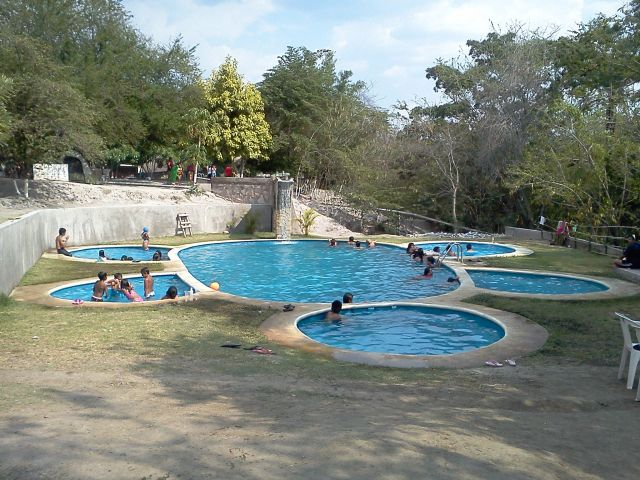 Balneario Las Tortugas Huixastla Morelos