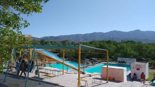 Balneario Lomas del Refugio Parras Coahuila