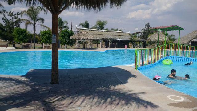 Balneario Los Abuelos León Guanajuato