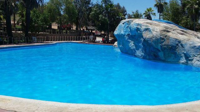 Balneario Los Alisos Tecate Baja California