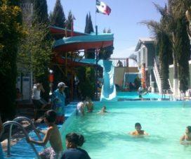 Balneario Los Chekos Santiago Chimalpa