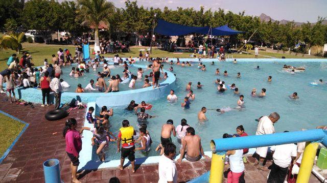 Balneario Los Delfines Tepalcingo Morelos