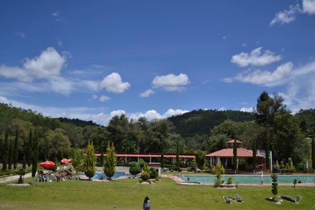 Balneario Los Laureles Tlaxiaco Oaxaca