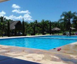 Balneario Los Sauces Campestre Campeche