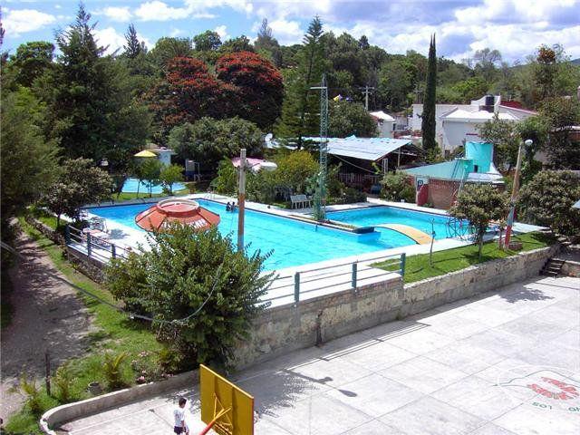 Balneario Los Tabachines San Agustín Etla