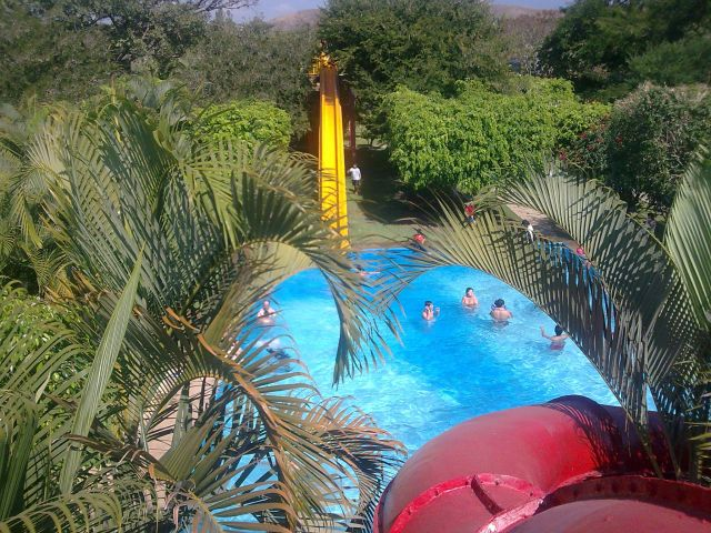 Balneario Los Tamarindos Tejupilco