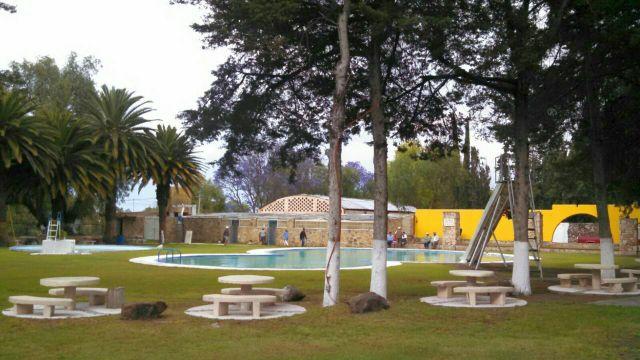 Balneario Los Toboganes Ajacuba Hidalgo