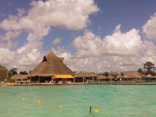 Balneario Mágico Bacalar Quintana Roo