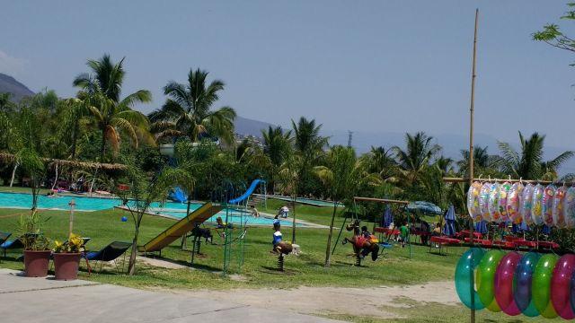 Balneario Mares Yautepec Morelos